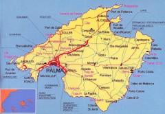Incendi di boschi alle Baleari: 700 turisti evacuati