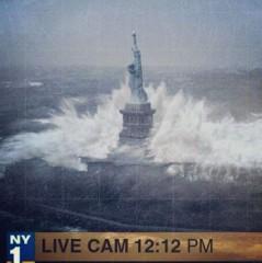 La Statua delle Libertà di NEW YORK è di nuovo visitabile