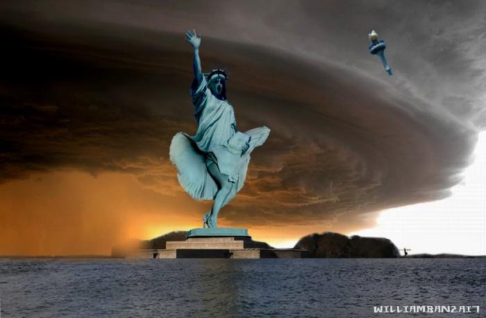 statua della libertà immagini